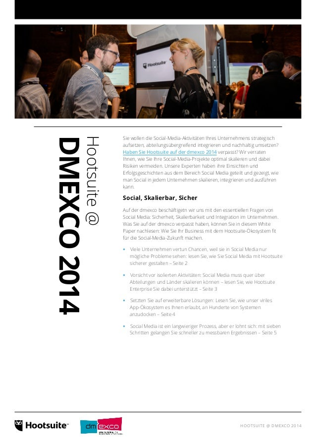 DMEXCO 2014 - Trend Report (DE)