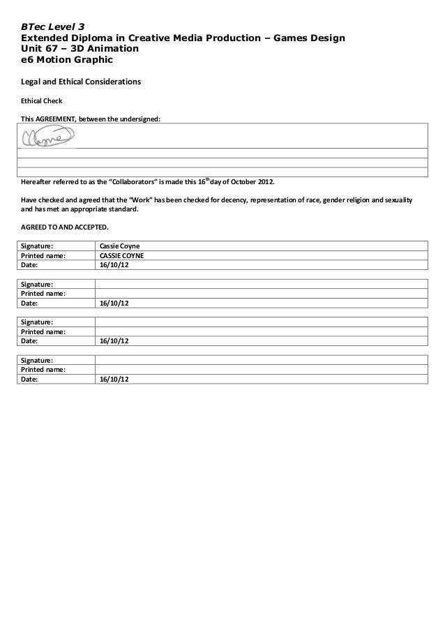Gd02 ethical checklist