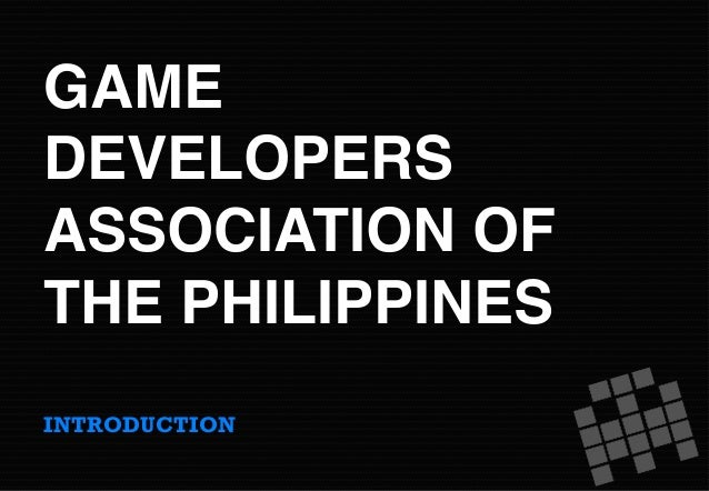 Game Developers Association of the Philippines