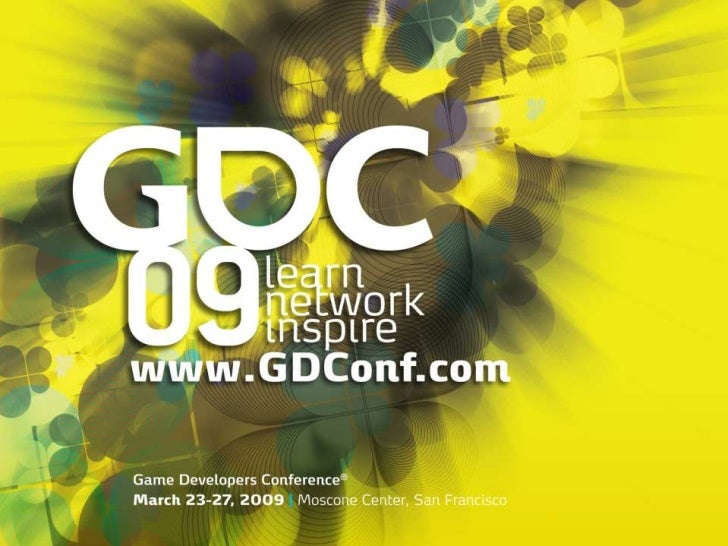 GDC 2009 - Rapczak - Unknown Soldiers: Technical Artists