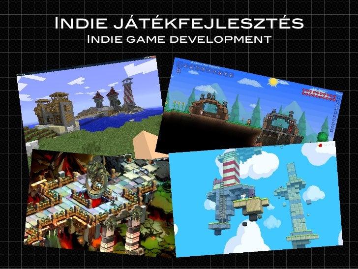 Indie Game Development