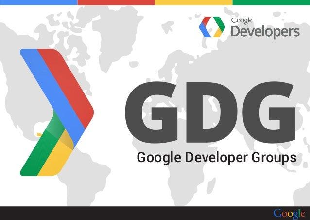 Google Developer Groups
