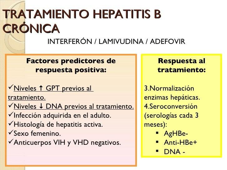 D - Hepatitis B y C 2009
