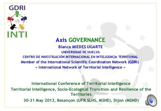 Gdri inti bd13-governance