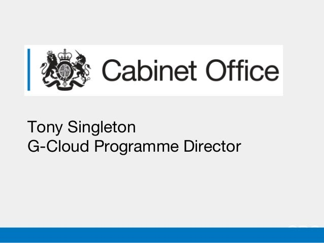 RUday Suppliers London | G-cloud | Government Digital Service