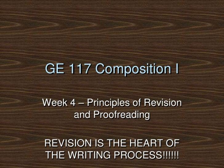 Ge117 week 4