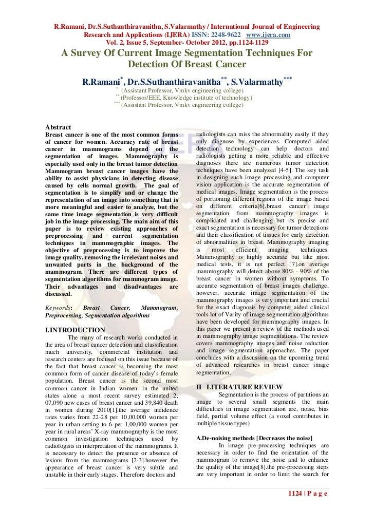 R.Ramani, Dr.S.Suthanthiravanitha, S.Valarmathy / International Journal of Engineering           Research and Applications...