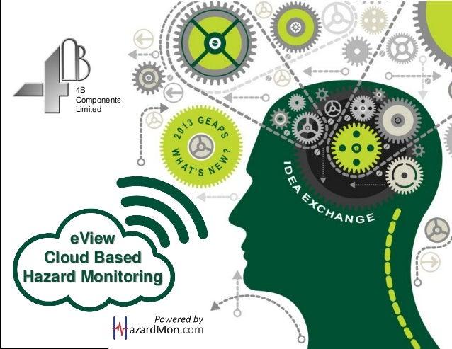 Hazardmon.com - Cloud-based hazard monitoring for conveying systems -Geaps presentation