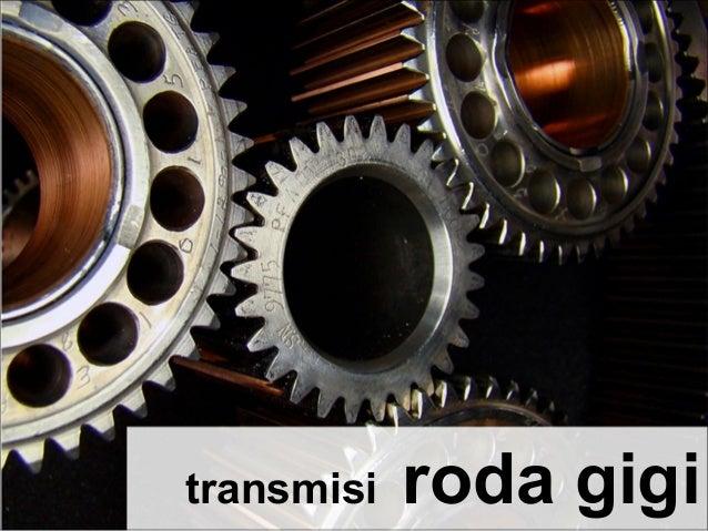 transmisi gear