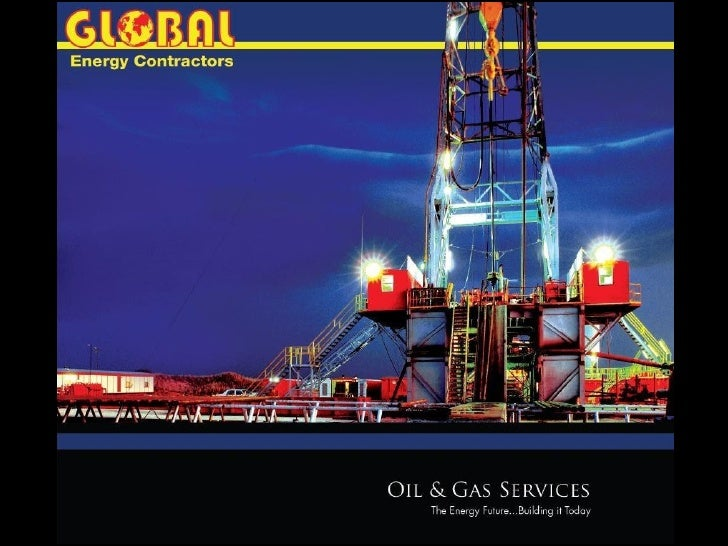 Gec Presentation Oil & Gas