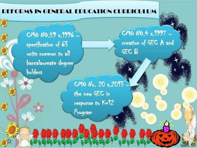 Gec report