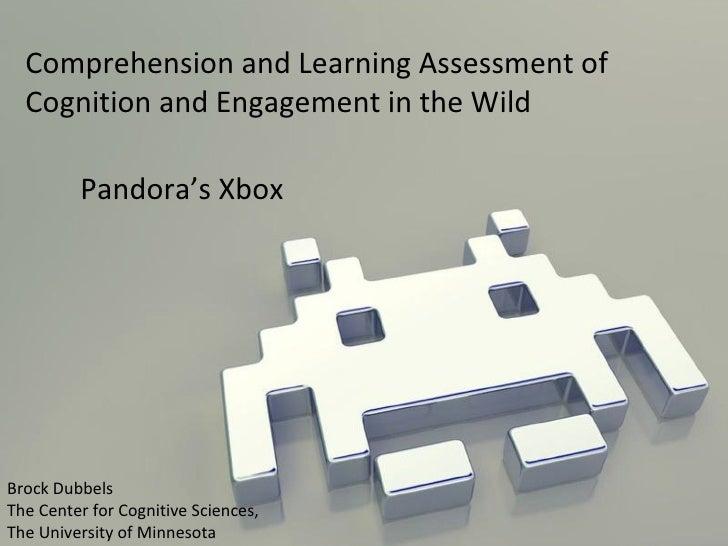Gecs talk on assessment learning by design