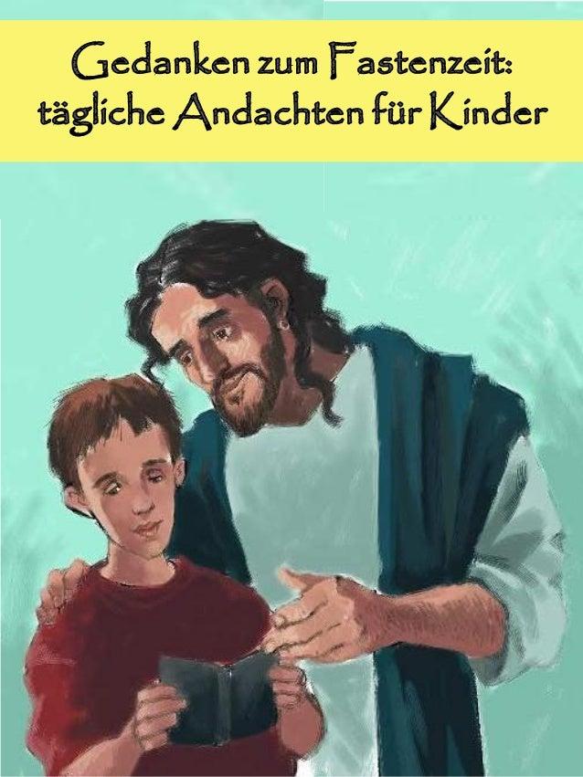 Tag 1 Mit Liebe von Jesus Wenn du mich gefunden hast, hast du das Geheimnis gefunden, im Leben aus dem Vollen schöpfen zu ...