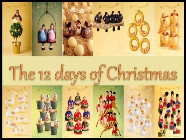 12 days of christmas essay