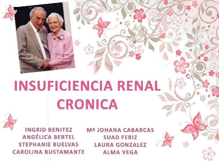 Gediatria. insuficiencia renal cronica