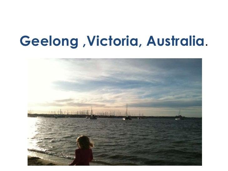 Viaggio a Geelong