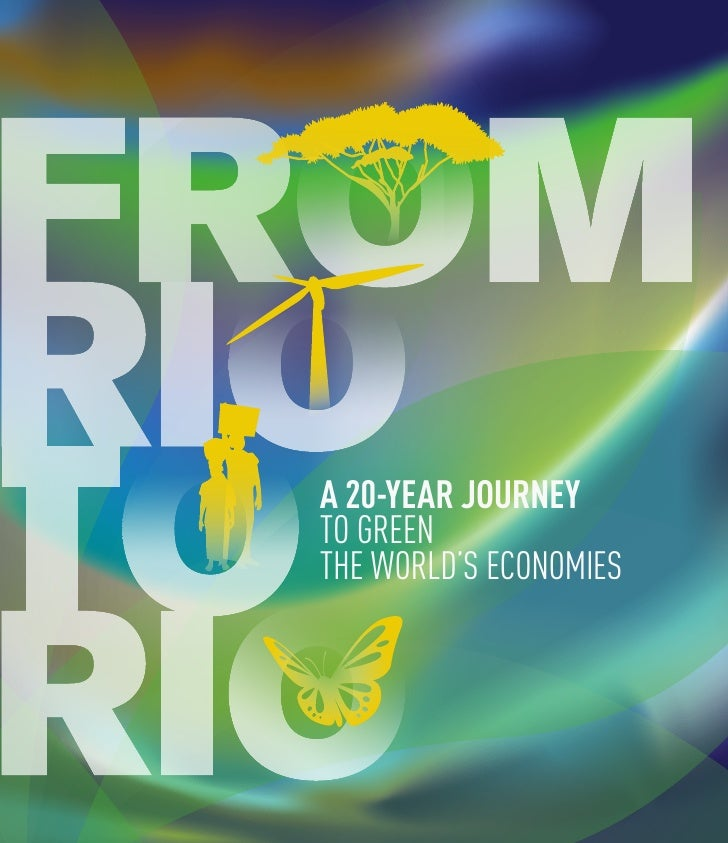 From Rio to Rio - Gef the Story