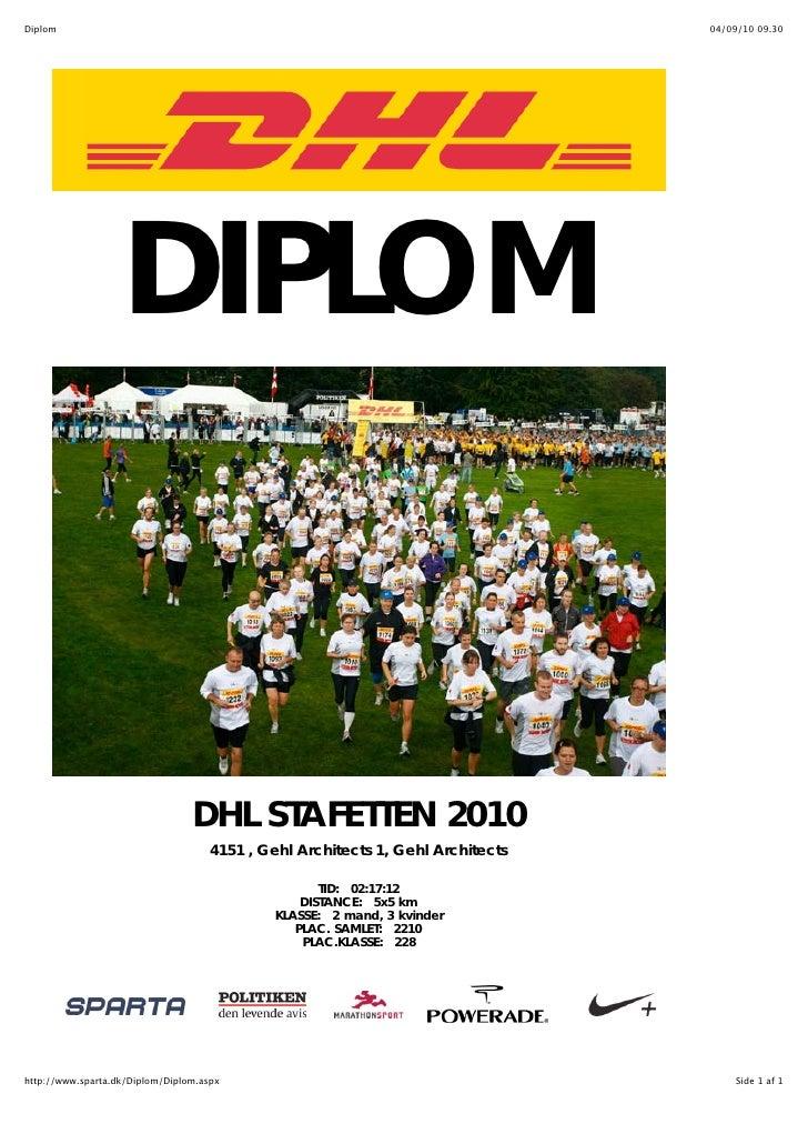 Gehl1 DHL Stafet 2010