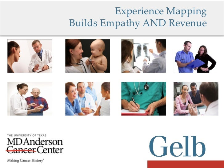 Experience MappingBuilds Empathy AND Revenue
