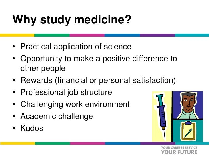 How to write a personal statement for medicine