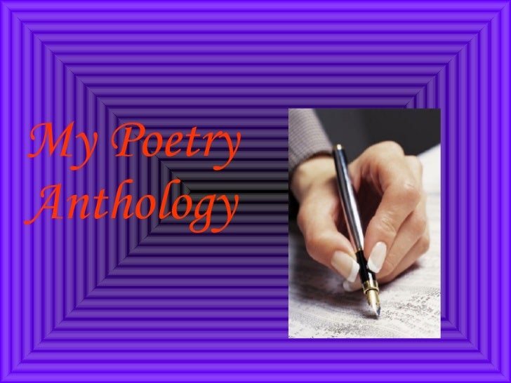 Gemma\'s Poetry Anthology
