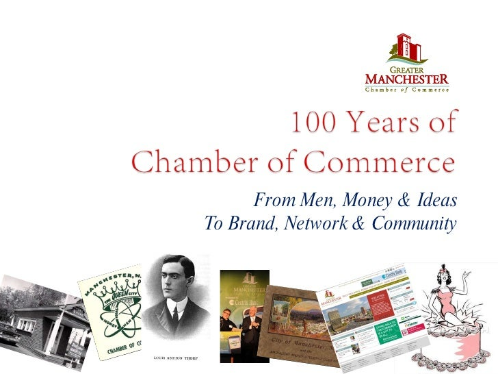 PechaKucha Breakfast - 100 Years of Chamber of Commerce presented by Gemma Waite