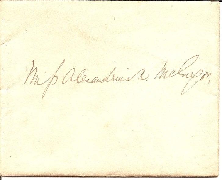 Gemmell envelope