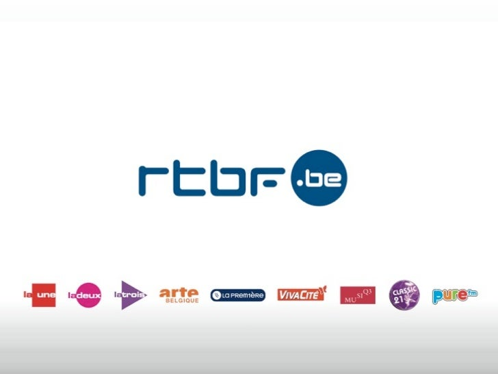 © 2012 RTBF - DGTE -