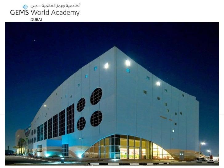 Gems World Academy, Dubai V2