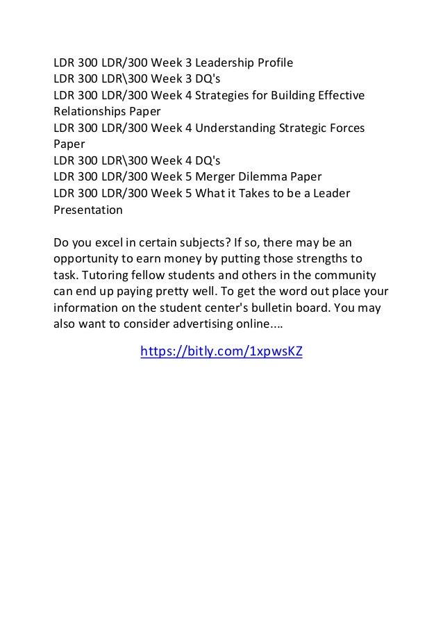 Ldr 300 Week 3 Leadership Profile Essay - image 8