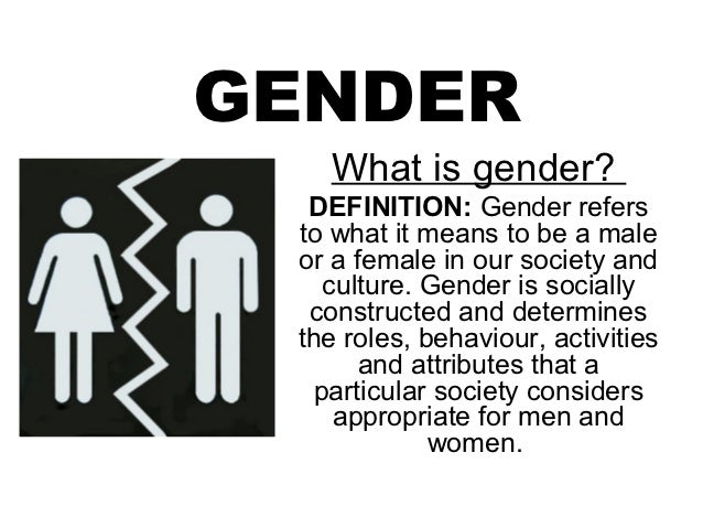Social Constructionism and Gender Essay - 1258 Words