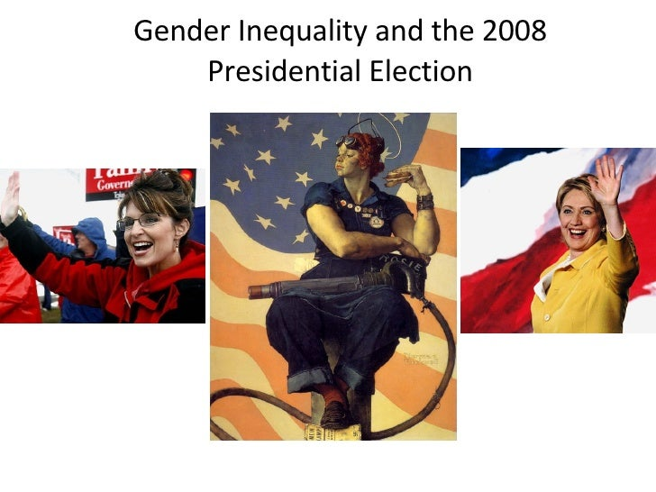 Gender and the 2008 U.S. Presidential Election