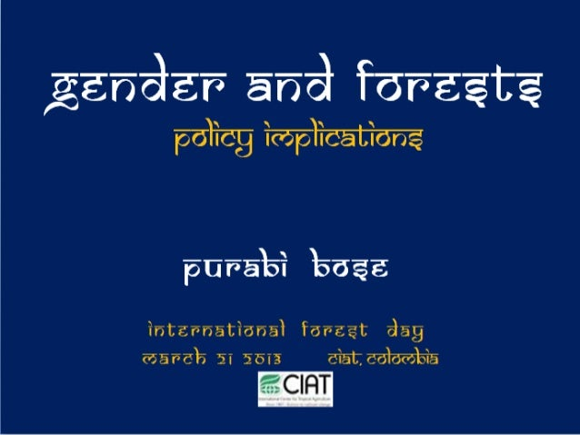 Gender disparity exists in policy.Women are vulnerable because: Institutions for Property Rights are Biased Recognition ...