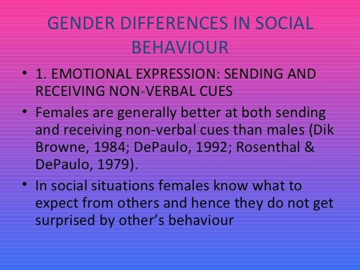 gender differences in speech Initial idea э are there gender based differences in children¢s language if there  are  brain dominant learners who analyse speech stream into individual.