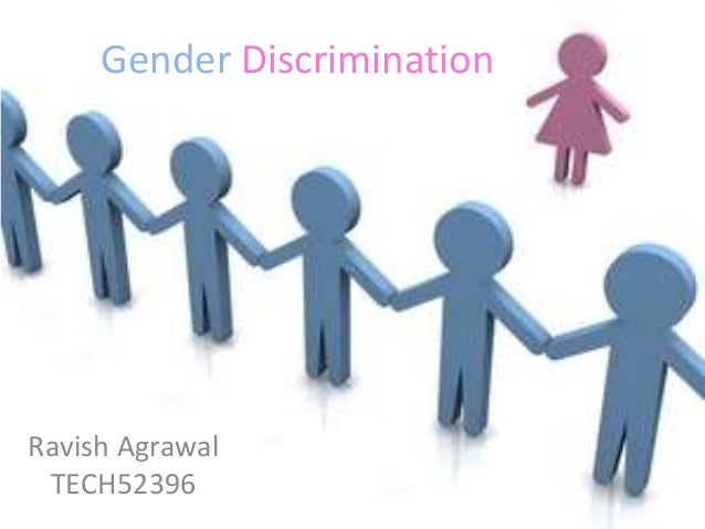 an argument against the gender based discrimination in the work place Debate: is the workplace sexist against men i had always believed diversity to be an issue that was broader than gender and as people work hard to try and stop the mass discrimination that has taken place across the world to the advantage of men.
