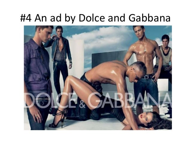 sexual equality in media ads