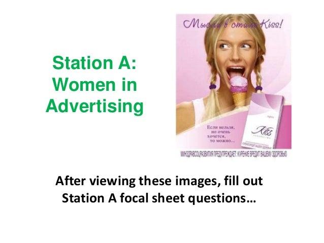 Gender discrimination station a ppt
