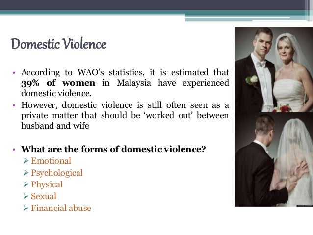 Gender Bias in Domestic Violence Treatment