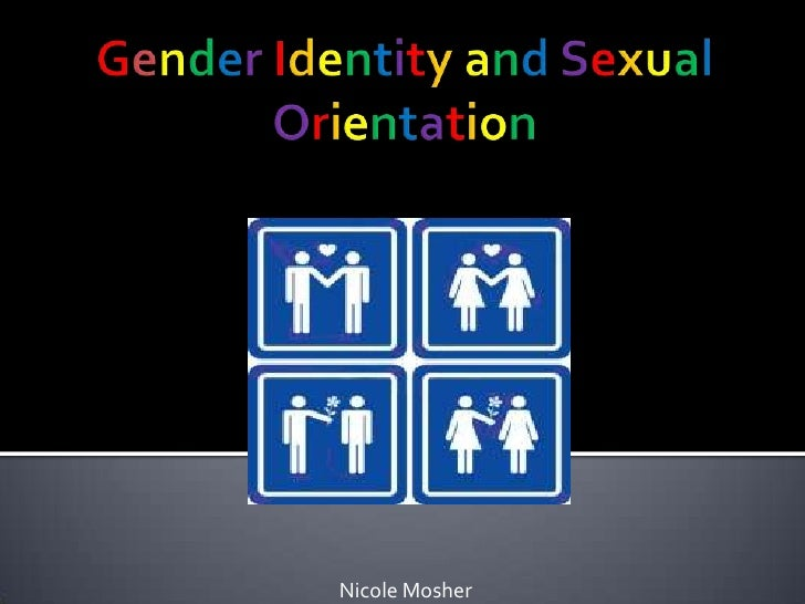 Gender identity and sexual orientation pp