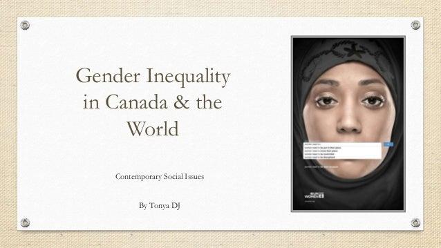 Gender Inequality Presentation
