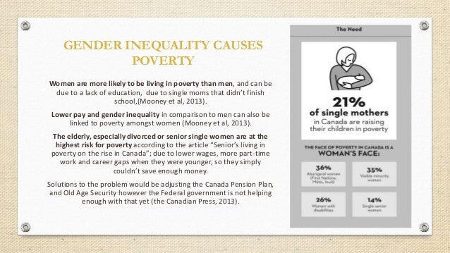 I need help organizing an essay about gender inequality?