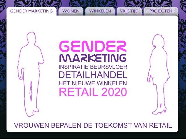 GenderMarketing - 11 november 2012.key