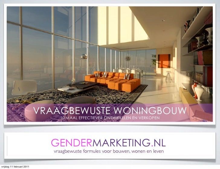 Gender marketing   45 minuten - 9 februari 2011