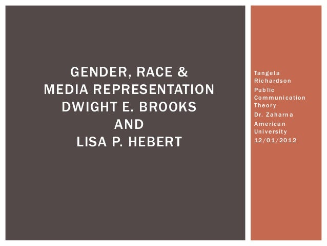 representation of race in media Race issues opinion  in a 2011 study, media representations & impact on the lives of black men and boys, conducted by the opportunity agenda,.