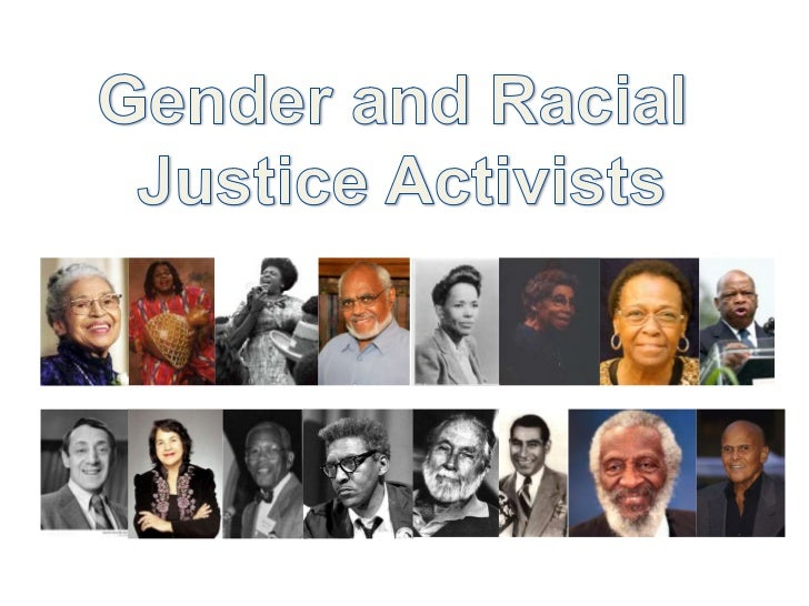 Genderrace justice