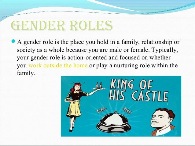 gender roles exploited with humor essay Human sexuality gender roles in america comparing past to present today we live in a world that frequently stresses the phrase that, all men are  the sociology essay below has been submitted to us by a student in order to help you with your studies please ensure that you reference our essays.