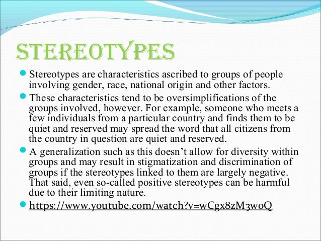 stereotypes essay example In fact, the legendary michael jackson was among of them who successfully established his identity and became a music icon in the world's music industry furt.