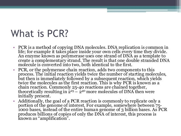 Why choose to clone a gene? Why don't just use PCR?