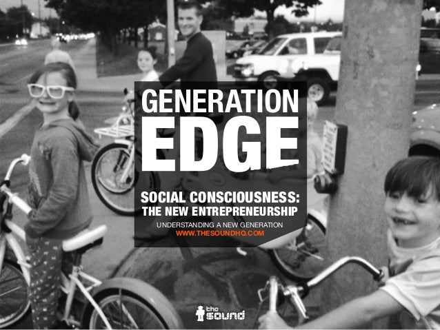 Move over Millennials, the next generation are true social change makers