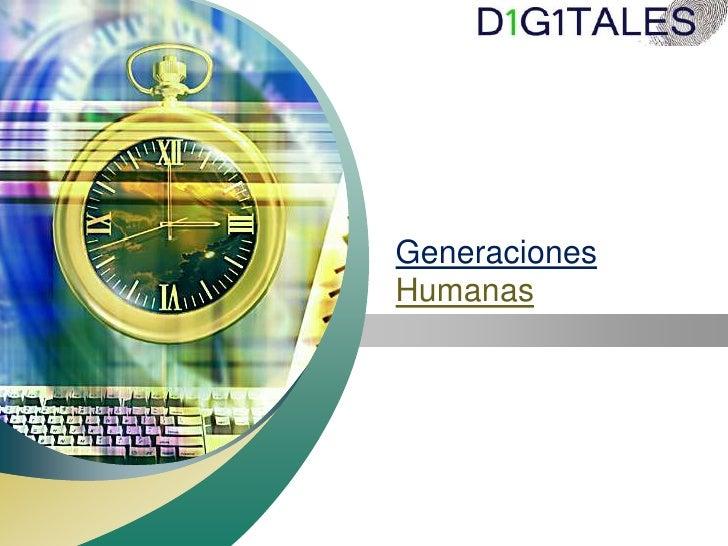GeneracionesHumanas<br />